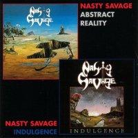 Nasty Savage-Indulgence / Abstract Reality (EP) (Re 1994)