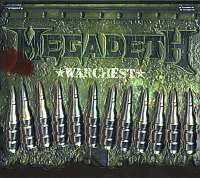 Megadeth - Warchest (Box Set 4CD) mp3