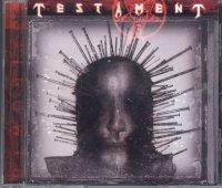Testament-Demonic (Re-Issue 1999)