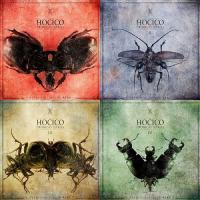Hocico-Cronicas Letales I-IV (8 CD)