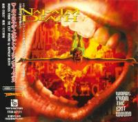 Napalm Death-Words From The Exit Wound (1-st japanese)