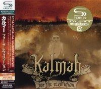 Kalmah-For The Revolution (Japan)