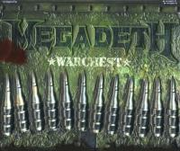 Megadeth - Warchest [4CD Box Set] flac cd cover flac