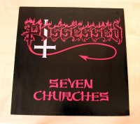 Possessed-Seven Churches (Vinyl Rip 16/44.1)
