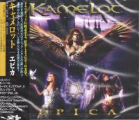 Kamelot-Epica (Japanese Edition)