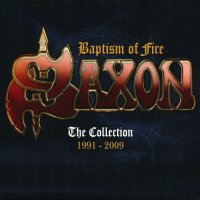 Saxon-Baptism Of Fire
