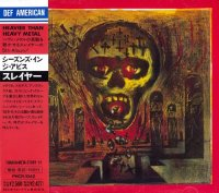 Slayer-Seasons In The Abyss (Japan Ed.)