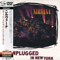 Nirvana-MTV Unplugged In New York (Japan Re-Issue 2009)