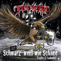 Tankard-Schwarz-Weis Wie Schnee