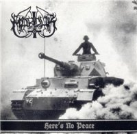 Marduk-Here\'s No Peace (2001 Re-Issue)