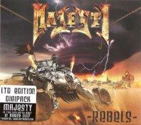Majesty-Rebels (2CD Limited Edition Digipack)