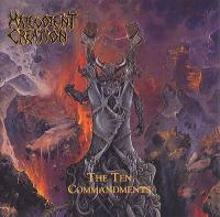 Malevolent Creation-The Ten Commandments (US original)
