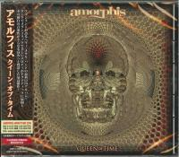 Amorphis-Queen Of Time [Limited Japanese Edition]