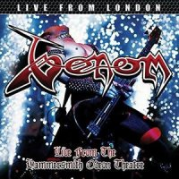 Venom-Live From The Hammersmith Odeon Theatre