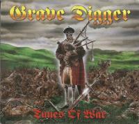 Grave Digger-Tunes of War (German digipak \'97)