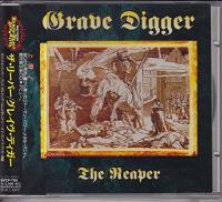 Grave Digger-The Reaper (Japanes Edition)