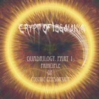 Crypt Of Insomnia-Quadrilogy. Part 1: Principle Of Cosmic Censorship