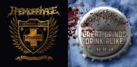 Haemorrhage & Rompeprop-To Serve - To Protect... To Kill - To Dissect & Great Grinds Drink Alike [Split]