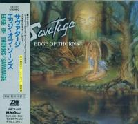 Savatage-Edge of Thorns (First japanese edition)