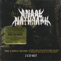 Anaal Nathrakh-The Codex Necro / When Fire Rains Down From The Sky, Mankind Will Reap As It Has Sown (Compilation, 2CD)