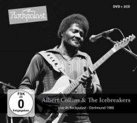 Albert Collins & The Icebreakers-Live at Rockpalast: Dortmund 1980