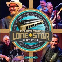 Golden State Lone Star Blues Revue-Golden State Lone Star Blues Revue
