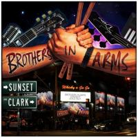 Brothers In Arms-Sunset and Clark