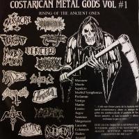 VA-Rising of the Ancient Ones - Costa Rica Metal Gods Vol # 1