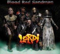 Lordi-Blood Red Sandman