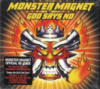 Monster Magnet-God Says No [2CD Remast. 2015]