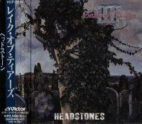 Lake of Tears-Headstones (Japan Ed.)