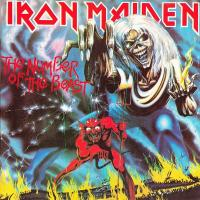 Iron Maiden-The Number Of The Beast (England press 07.94)