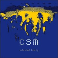 CSM Blues Band-Extended Family
