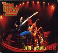 Thin Lizzy-UK Tour 75