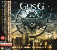 Gus G.-Brand New Revolution (Japanese Edition)