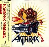 Anthrax-Fueled [Japanise Edition]