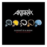 Anthrax-Caught In A Mosh: Bbc Live In Concert (2CD)