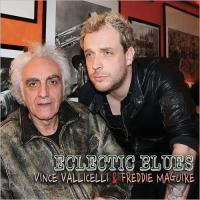 Vince Vallicelli & Freddie Maguire-Eclectic Blues