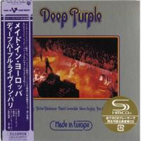 Deep Purple - Made In Europe (Japan Rem. 2008) flac cd cover flac