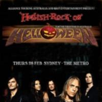Helloween-Live At The Metro (Live In Sydney) (Bootleg)