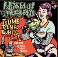 Maximum The Hormone-爪爪爪 / 「F」(Tsume Tsume Tsume / F)