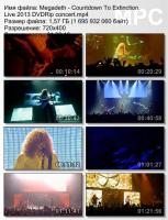 Megadeth-Countdown To Extinction: Live (DVDRip)