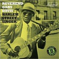 Rev. Gary Davis-Harlem Street Singer (Remastered Bonus Track Version)