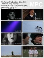 The Beatles-Clips 1964 - 1970