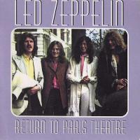 Led Zeppelin-Return To Paris Theatre 01.04.1971 (Bootleg)
