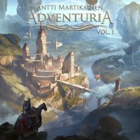 Antti Martikainen-Adventuria, Vol. 1