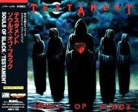 Testament-Souls Of Black (Japanese Edition)