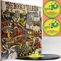 Deep Purple-The Book of Taliesyn (Vinyl)