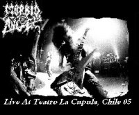 Morbid Angel-Live At Teatro La Cupula