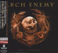 Arch Enemy-Will To Power (Japan Edition)
